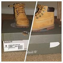 Toddlers Timberlands Size 8 Photo