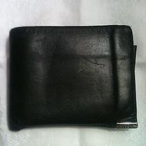Tods Italian Leather Wallet Photo