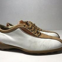 Tods Leather  Fashion Sneakers Lace Up Sneaker Driving Shoes 38/8us Photo
