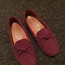Tods Shoes Purple for Woman Photo
