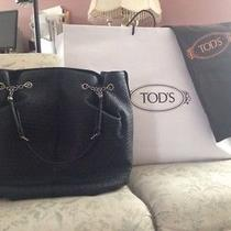 Tods Signature Large Tote  Photo
