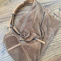 Tods Suede Handbag Great  Photo
