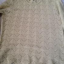 Together Women Sweater Natural Newport News M Photo