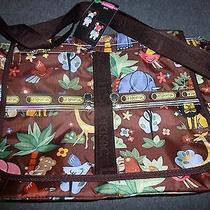Tokidoki for Lesportsac Animal Print Crossbody Messenger/diaper Bag- With Tag Photo