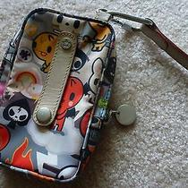 Tokidoki for Lesportsac Inferno Portatelefono Cell Phone Case Wristlet Photo