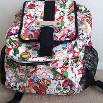 Tokidoki for Lesportsac Original Print Scuola Backpack Photo