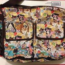 Tokidoki for Lesportsac Pirata Cucciolo Large Diaper Messenger Bag Photo