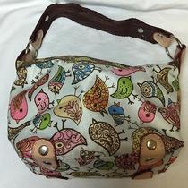 Tokidoki Lesportsac Birds Paisley Small Bag Purse Photo