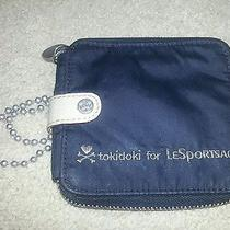 Tokidoki Lesportsac Black Wallet Rare  Photo