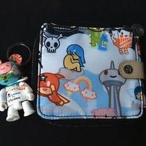 Tokidoki   Lesportsac Favola Practica Zip Wallet With Charm Photo