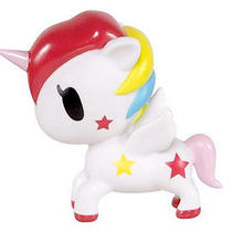 Tokidoki Unicorno Vinyl Fantasy Stellina Figurine Toy Collectible Accessory Photo