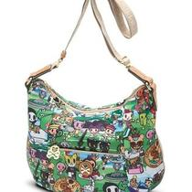 Tokidoki Women Country Club Hobo Bag With Adjustible Strap Photo
