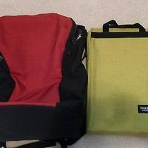 Tom Bihn Backpack & Laptop Sleeve Photo