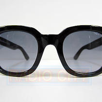 Tom Ford Authentic Tf198 Ft0198 Campbell 01b Black Gradient Designer Sunglasses Photo