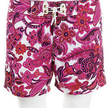 Tom Ford Men New Original Pink Fantasy Shorts Swimsuit Pants  Made in Italy Photo