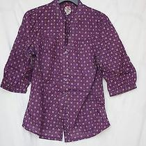 Tom Joule Shirt - Purple - Medium -- Free Shipping Photo