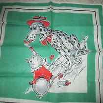 Tom Lamb Vintage Handkerchief Photo