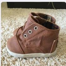 Tom's Infant Shoes Size 4 Photo