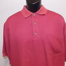 Tommy Bahama 100% Silk Shirt Mens Size Medium Free Shipping Photo