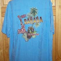 Tommy Bahama Calypso Heat Embroidered Medium Camp Shirt Nwt Photo