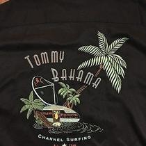 Tommy Bahama Channel Surfing Embroidered Shirt - Xl Photo