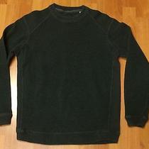 Tommy Bahama Crew Neck Sweater Mens Small Dark Gray Photo