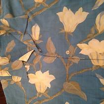 Tommy Bahama Floral Button Down High End Shirt. Sz Medium Photo