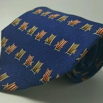 Tommy Bahama Hand Made Silk Tie Mens 59