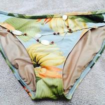 Tommy Bahama Hawaiian Floral Bikini Photo