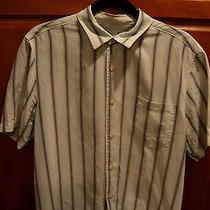 Tommy Bahama High End Button Up Casual Shirt Sz. Medium. Stylish Fashion Photo