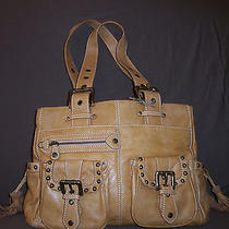 Tommy Bahama Leather Tote Photo