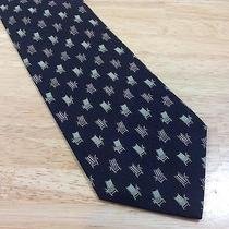 Tommy Bahama Lounge Beach Chairs Neck Tie Black Silk Off Island Relax Chillin Photo