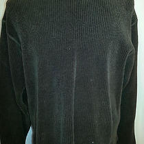 Tommy Bahama Men's Brown Crewneck Pullover Sweater Size L 100% Cotton   H250 Photo