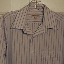 Tommy Bahama Men's Long Sleeve Shirt 15 1/2 - 34/35 Photo