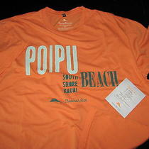 Tommy Bahama New Poipu Beach Copper River T Tee Shirt  Extra Large Xl Td29001 Photo
