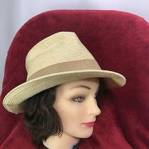 Tommy Bahama One Size Fit All Mwot Womens Summer Hat 100% Toyo Toyo Photo