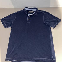 Tommy Bahama Polo - Mens Large L - Blue - High Quality Photo