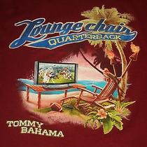 Tommy Bahama Red T-Shirt Xl