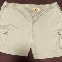 Tommy Bahama Relax Cargo Shorts Size 42 Blue Nice Photo