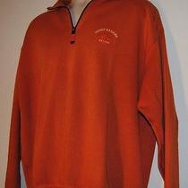 Tommy Bahama Relax Fit Sweater Orange Medium Free Shipping Photo