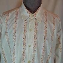 Tommy Bahama Relax Lawn Chair Shirt 2xl Long Sleeve Photo