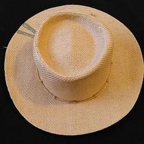 Tommy Bahama Shade Maker Natural Fiber Shade Maker Straw Hat Os Photo