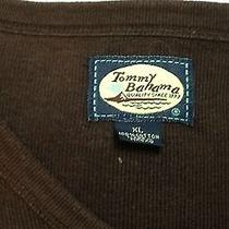 Tommy Bahama Sweater v-Neck Large Photo