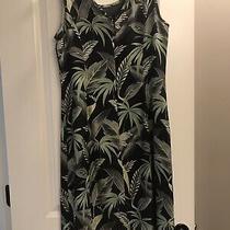 Tommy Bahama Tropical Dress Size 8 Photo