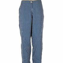 Tommy Bahama Women Blue Casual Pants L Photo