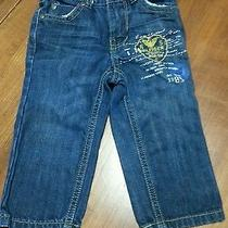 Tommy Hilfiger Baby Boy Jeans 12 Months Photo