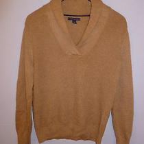 Tommy Hilfiger Brown Womens Wool Blend Roll Neck Sweater Large Free Shipping Photo