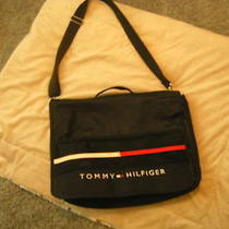 Tommy Hilfiger Computer Duffel Bag Gym Sport Polo Travel Photo