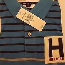 Tommy Hilfiger - Custom Fit Stripe Polo Photo