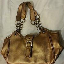 Tommy Hilfiger Gold Handbag Photo